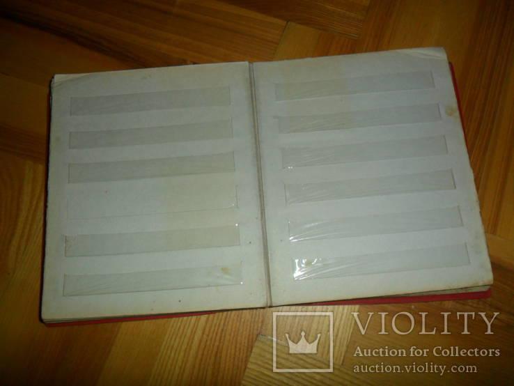 Альбом для марок 15 см на 18,5 см - 12 листов, фото №11
