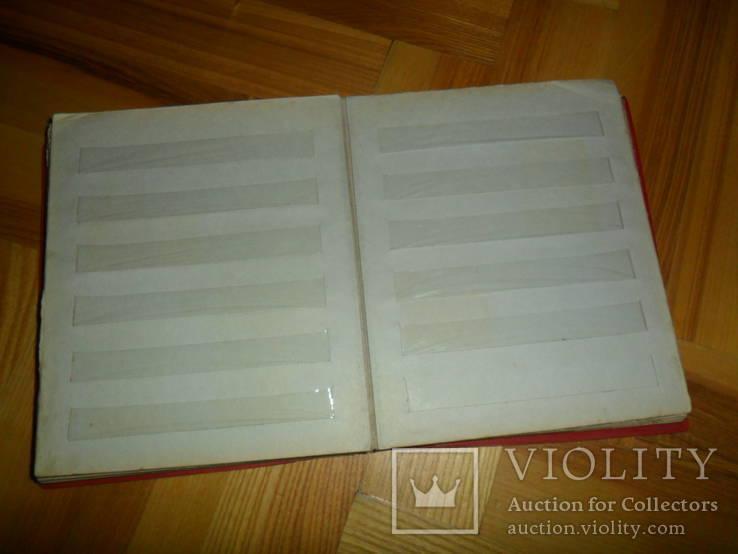 Альбом для марок 15 см на 18,5 см - 12 листов, фото №12
