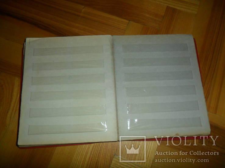 Альбом для марок 15 см на 18,5 см - 12 листов, фото №13