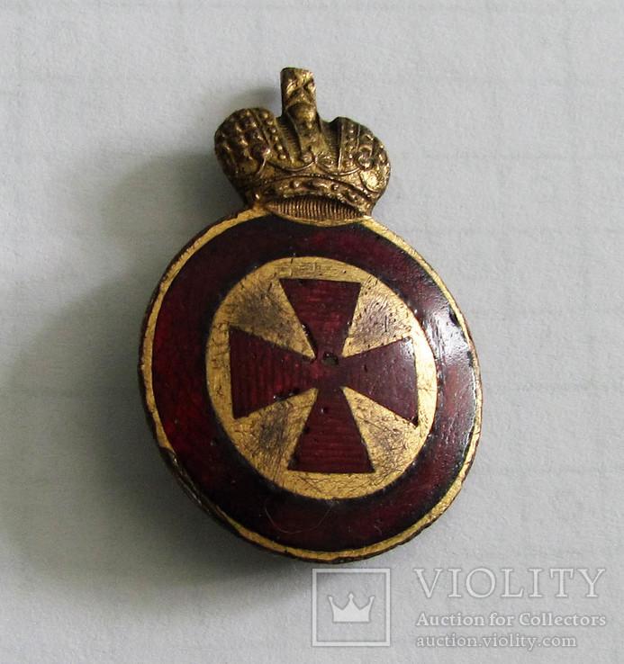 Орден св. Анны 4 ст. на наградное оружие