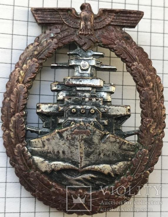 «Член Команды Линейного Корабля или Крейсера»