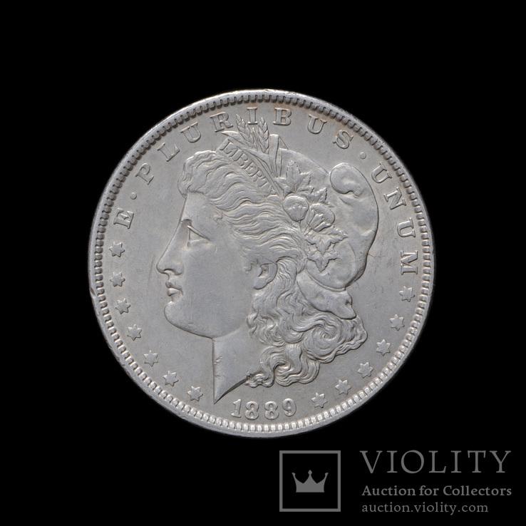 1 Доллар 1889 Могран, США