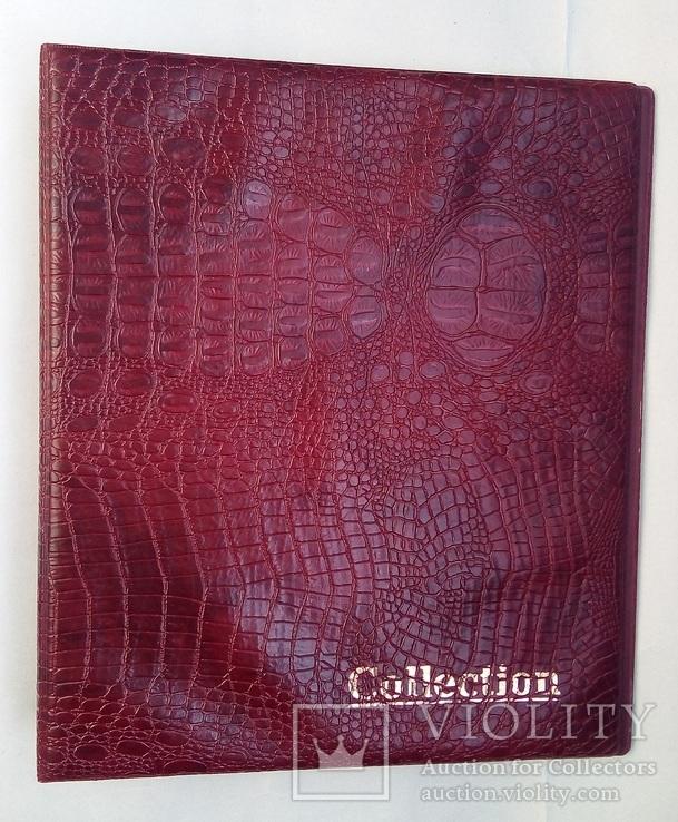 Комбинированный альбом для монет и банкнот Collection, фото №3