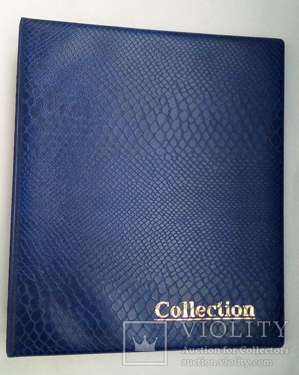 Комбинированный альбом для монет и банкнот Collection, фото №4