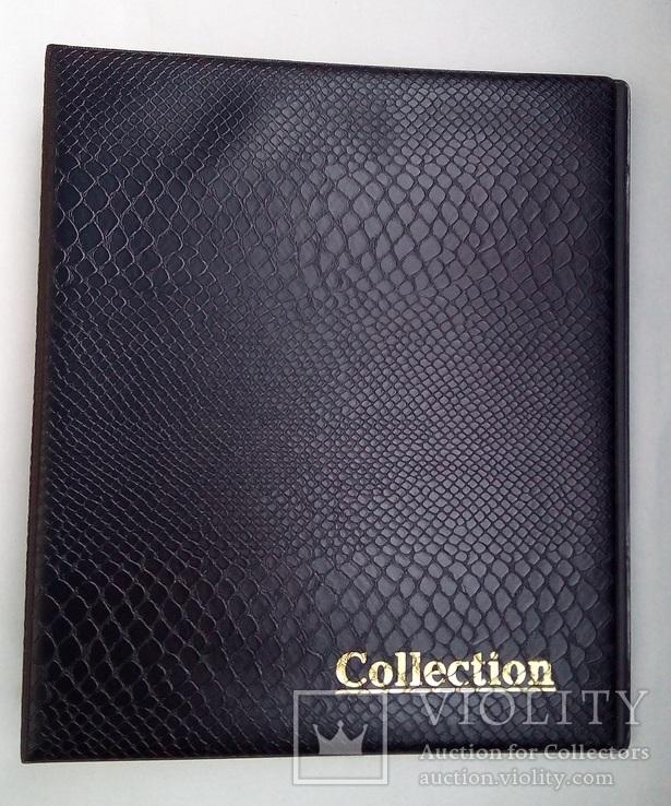 Комбинированный альбом для монет и банкнот Collection