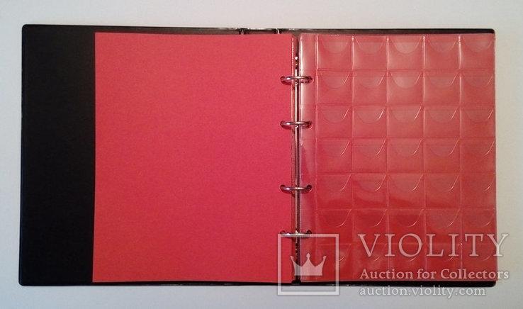 Комбинированный альбом для монет и банкнот Collection, фото №6