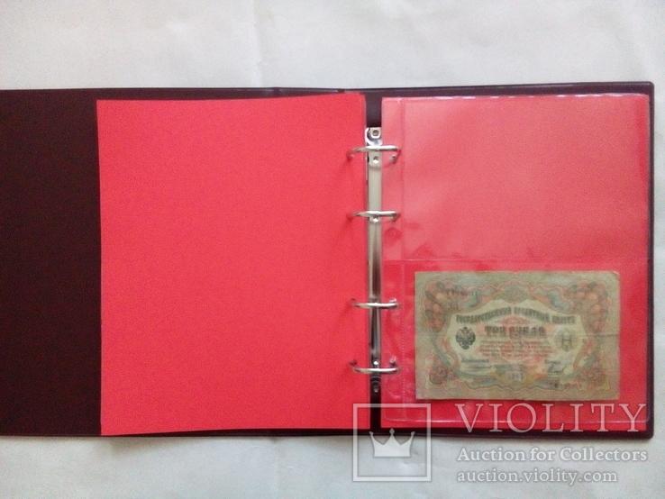 Комбинированный альбом для монет и банкнот Collection, фото №8