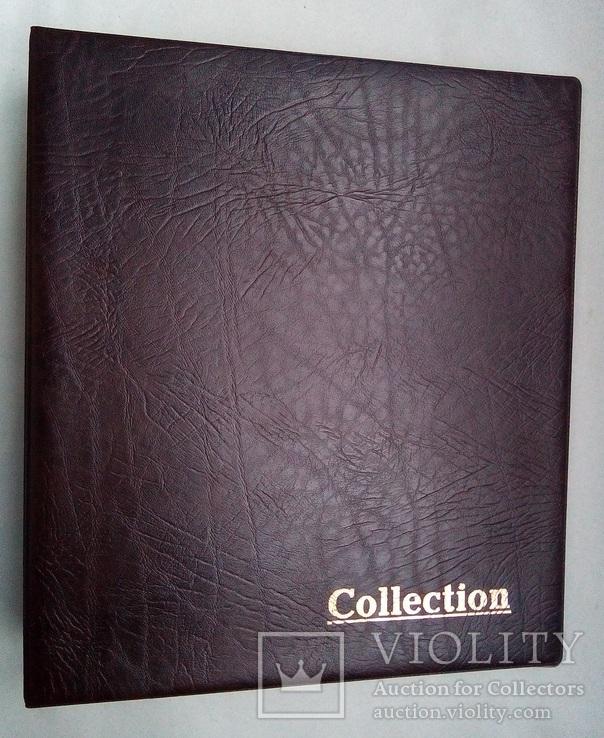 Комбинированный альбом для монет и банкнот Collection, фото №5