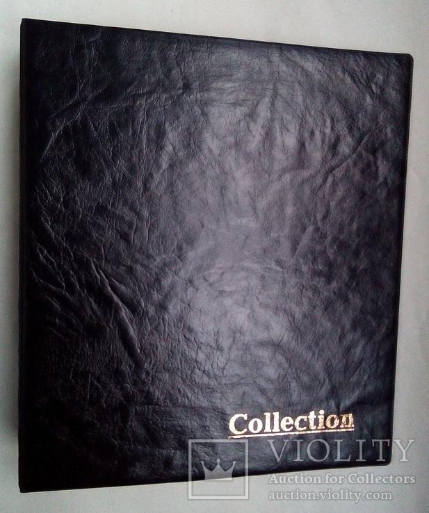 Комбинированный альбом для монет и банкнот Collection, фото №7