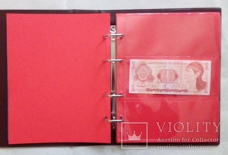 Комбинированный альбом для монет и банкнот  Marcia, фото №8