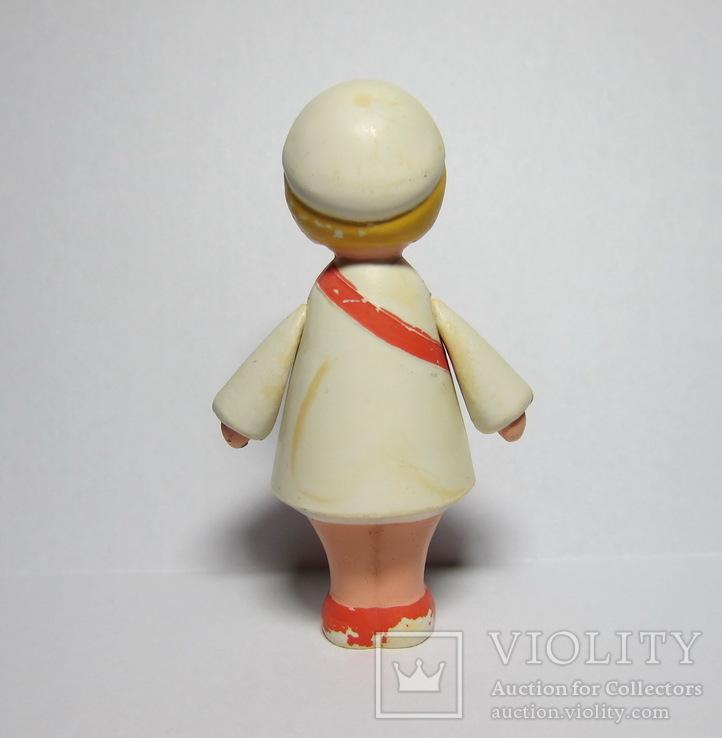 Медсестра СССР 25 коп Целлулоид?, фото №3