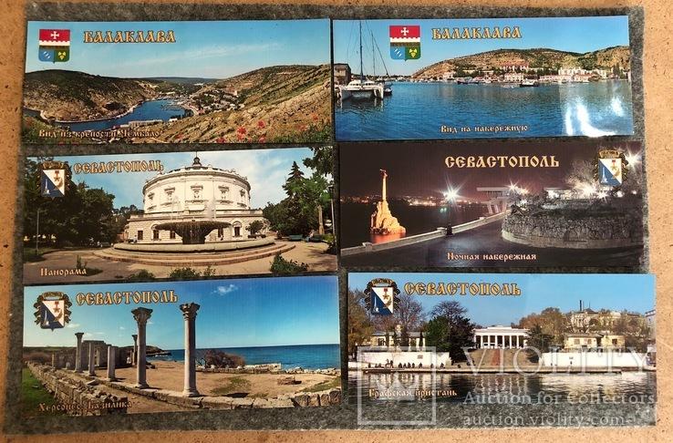 Севастополь.Крым.Виниловые магниты, 6 штук, фото №3