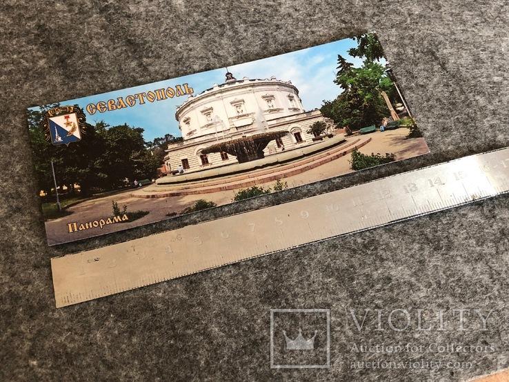 Севастополь.Крым.Виниловые магниты, 6 штук, фото №4