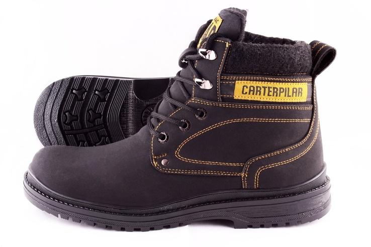 Зимние ботинки Carterpilar. 43 р.