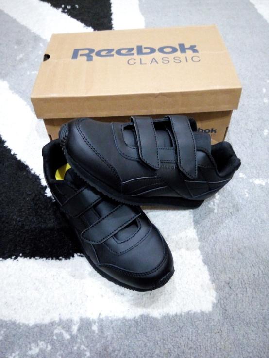 Новые кожаные кроссовки Reebok 33 р.