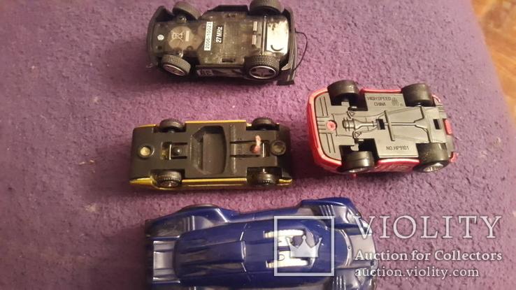 4 иностранных автомобиля, фото №5
