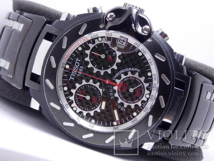 Часы Tissot T-Race Chronograph