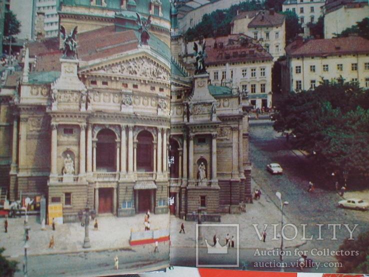ЛЬвовский театр оперы и балета (фотопутеводитель) 1988р., фото №4
