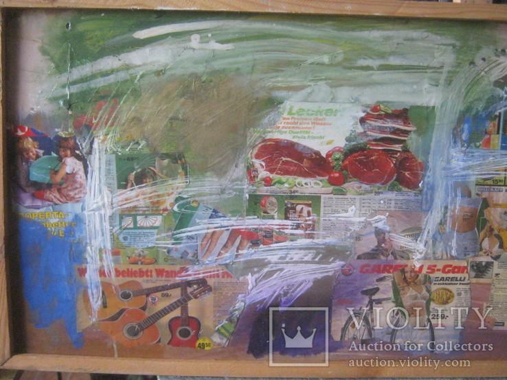 Абстракция 3,худ. А. Шевчук(Одесса), фото №4