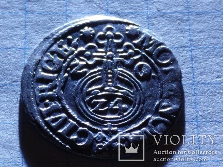 Полторак 1620 год Рига (ключики) . Редкая R3