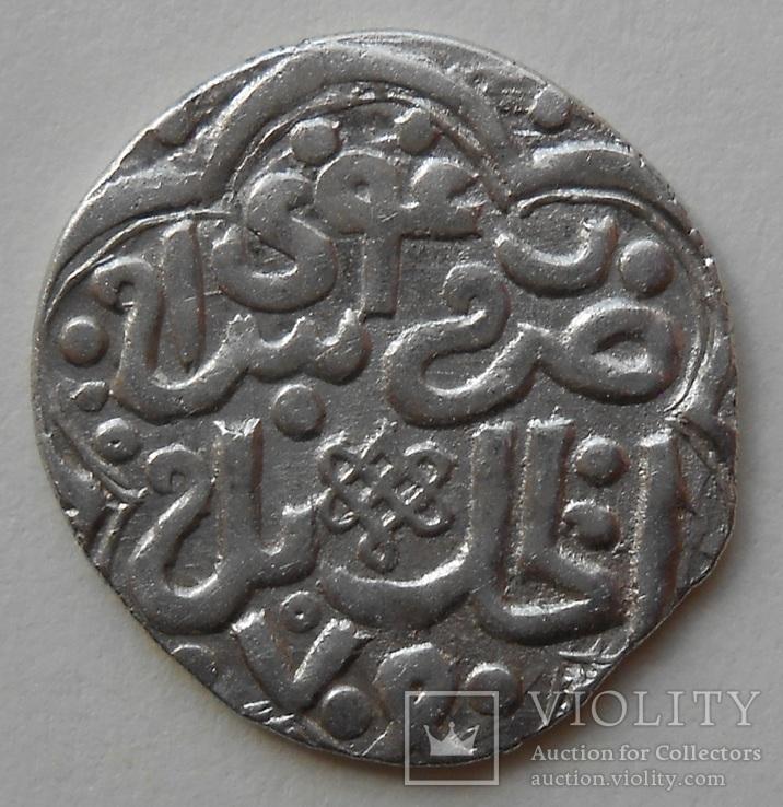 Тохтамыш, чекан Сарай ал-Джадид. 794 г.х.