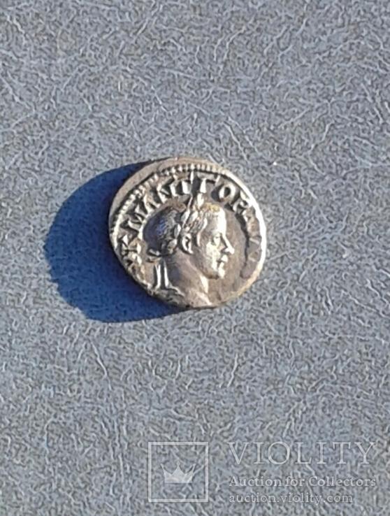 Гордиан - 3-й, Дидрахма, г. Кесария  Каппадойская.