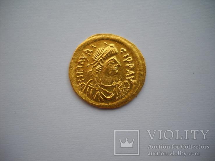 Семис  Маврикий Тиберий   (582-602)