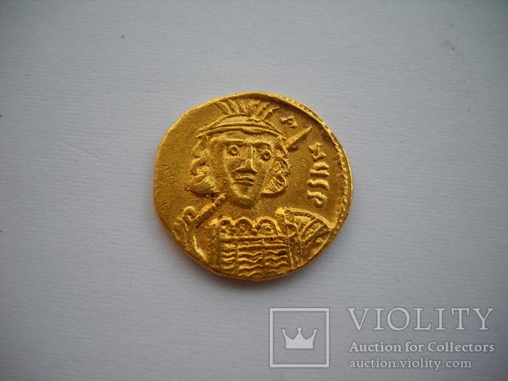 Солид Константин IV  (668-685)