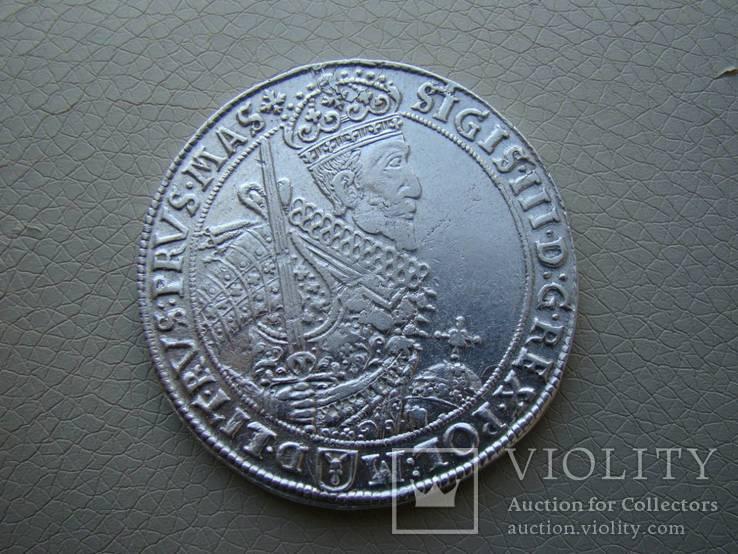 Талер 1628 р. Сигизмунд lll