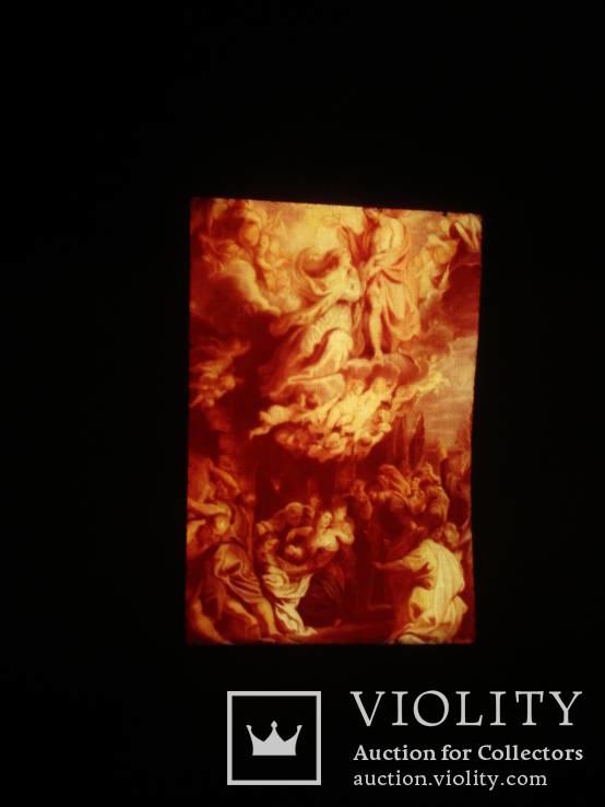 Слайды: Французская живопись 17-20 в.в.; Владимир.Боголюбово + другие. Всего 59 шт., фото №12
