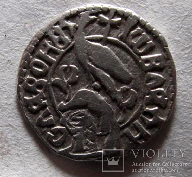 Монета  к-ва  Валахии