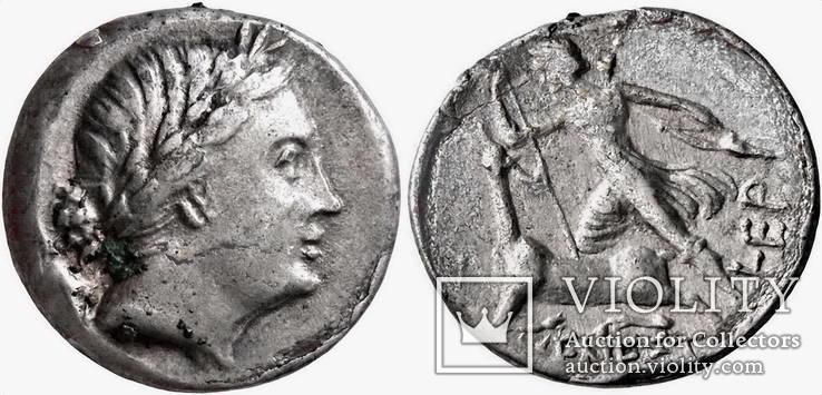 Драхма Херсонес (210-200 г. до н.э.)