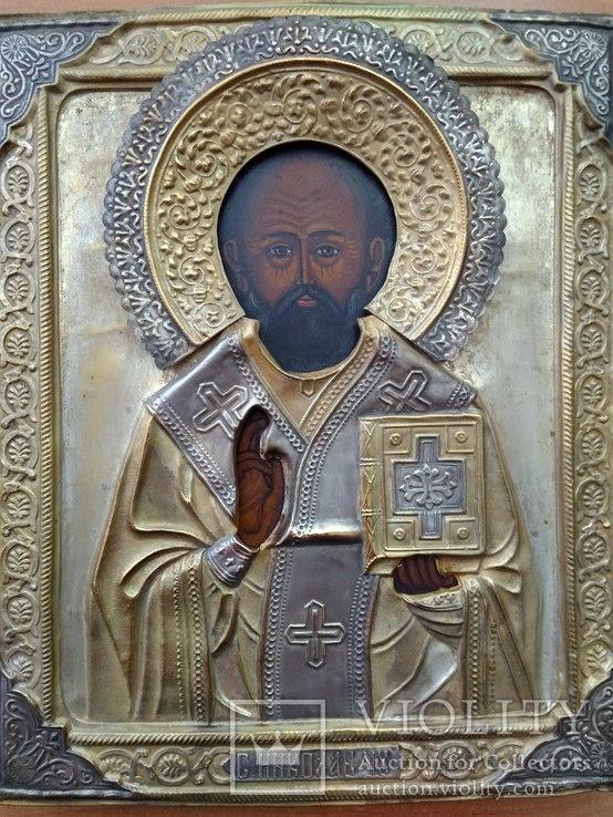 Св Николай. Икона.