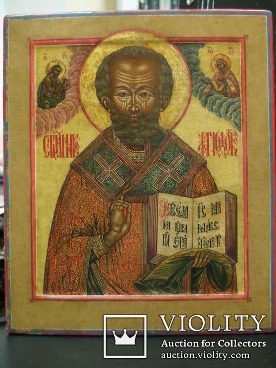 Икона св.Николай