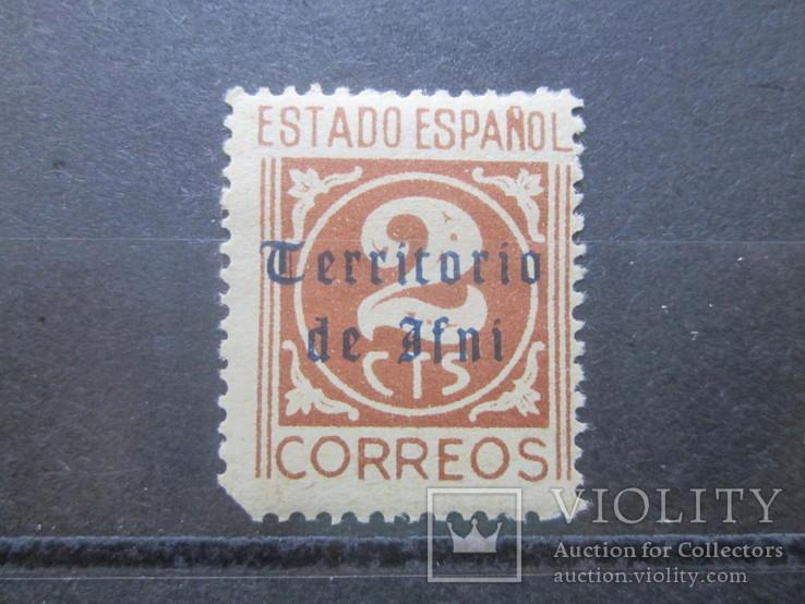 Испанская колония Ифни 1941 **