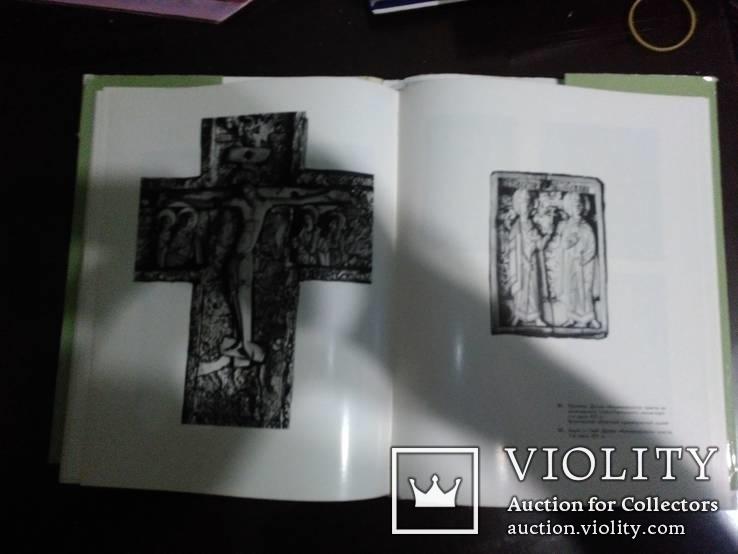 Древнерусская мелкая пластика XI - XVI веков (Металопластика ,крести, панагии), фото №12