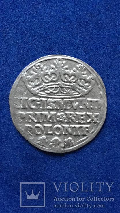 Грош 1529 Сигизмунд Старый