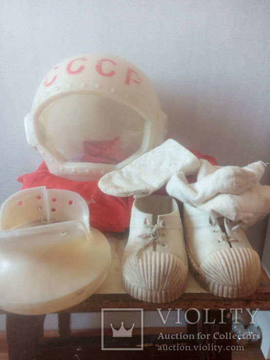 Одежда для куклы космонавт