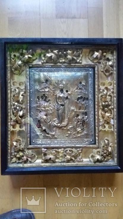 Ікона Всім Скорботним Радість, 84* 1835р.