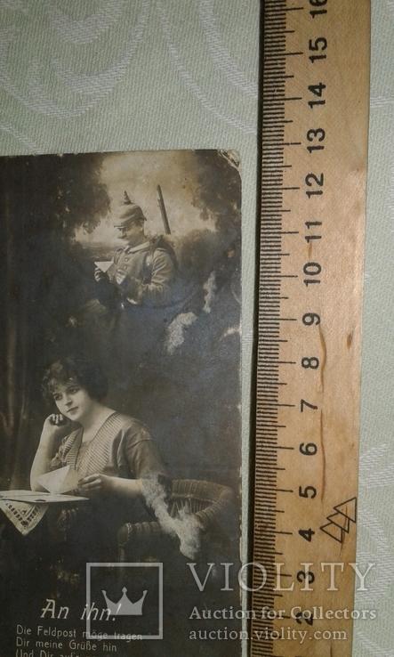 Почтовая карточка  Европа до 1914 г., фото №4
