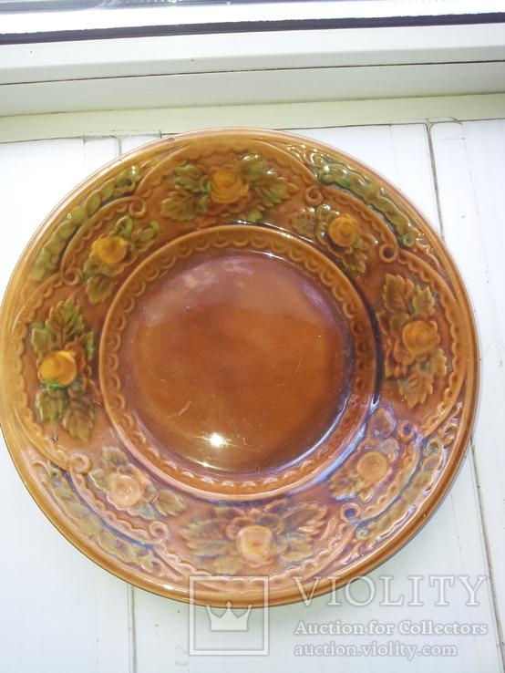 Тарелка зик, фото №2