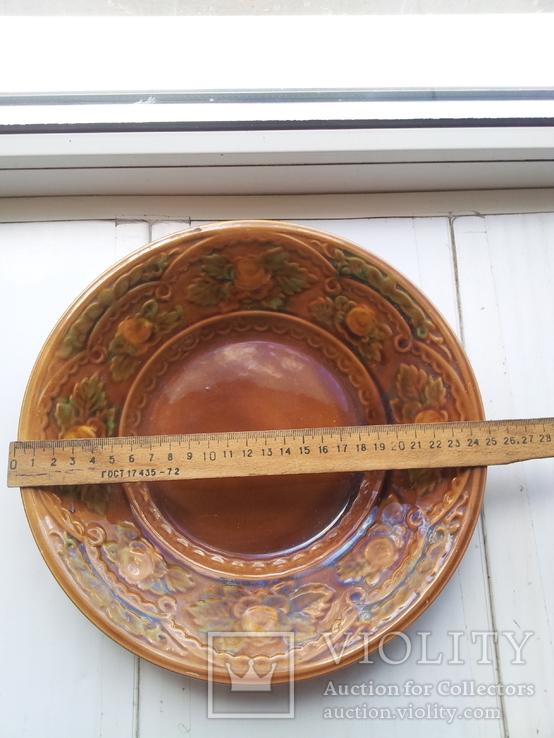 Тарелка зик, фото №3
