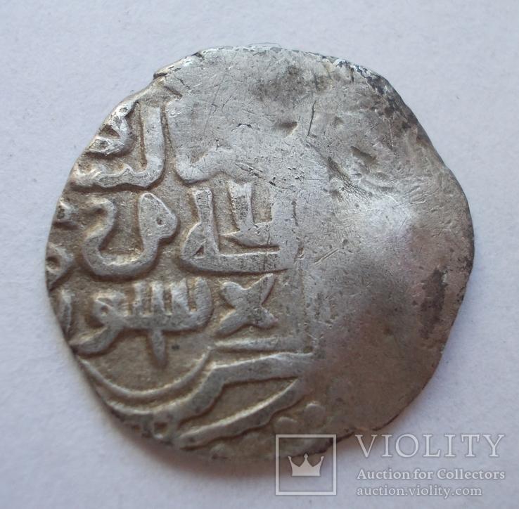 Джанибек, СаД, 743 г.х. (локальный чекан Джанибека или более позднее подражание)