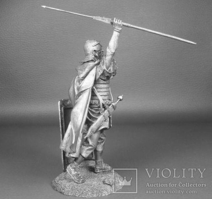 Рим. Легионер Legio XXX Ulpia Victrix 1век, фото №3