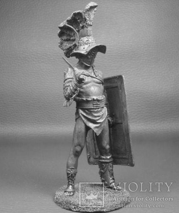 Рим.Гладиатор Мурмиллон 1 век до н.э.75мм.