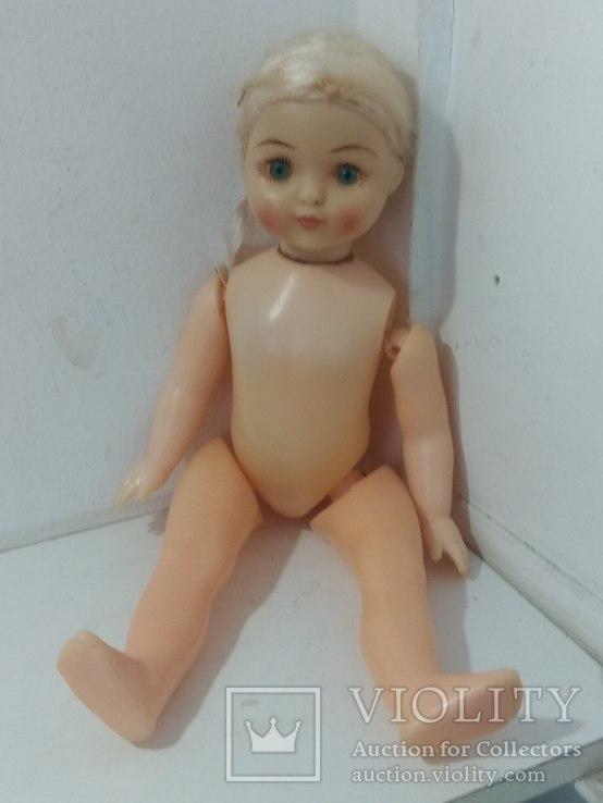 Кукла ссср 2 паричковая