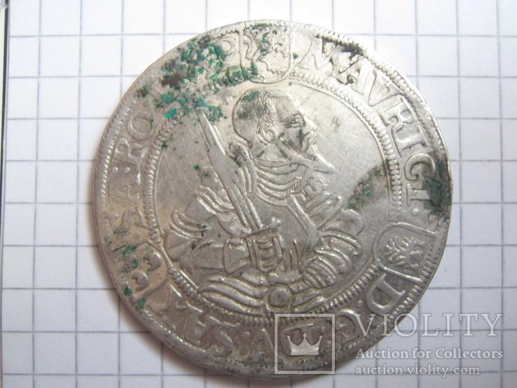 Таллер курфюрста моріца 1552