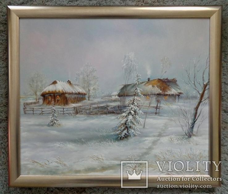 Картина художника Евгения Ревы