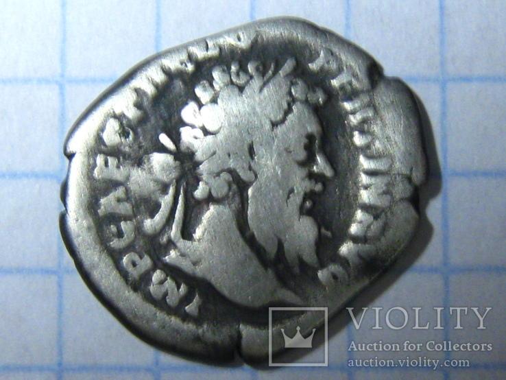 Денарий   Пертинакса  193  AD,  RIC5.