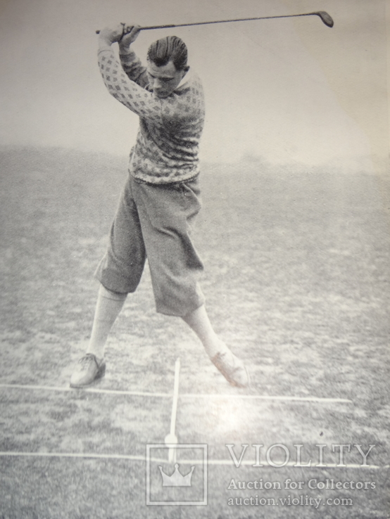 1933 Гольф Руководство к игре